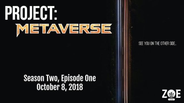 Project: Metaverse S02 E01   A Certain Point Of View