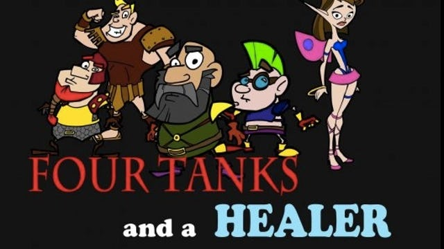 Four Tanks and a Healer - Episode 1