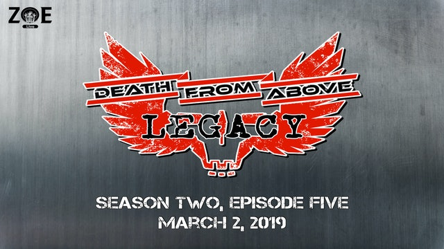 Death From Above: Legacy S02 E05 | Bidding War
