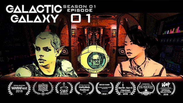 """Galactic Galaxy Episode 1: """"The Journey Of A Thousand Parsecs"""""""