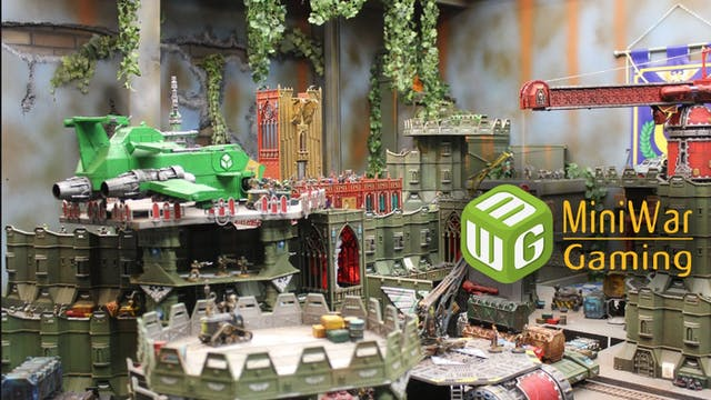 Miniwargaming Presents Battle Reports