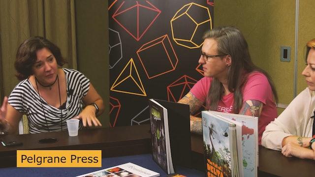 Pelgrane Press Presents New RPGs