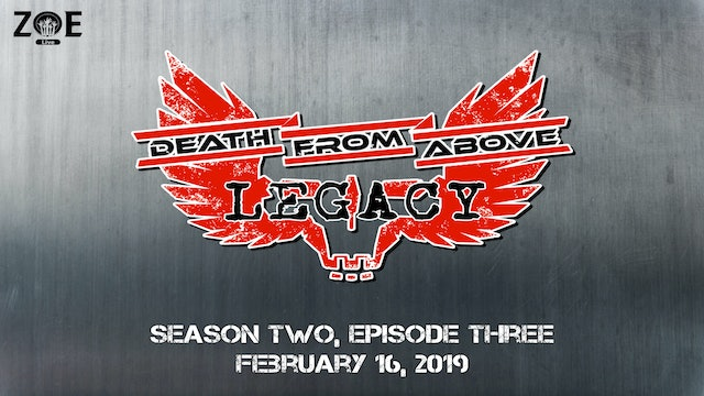 Death From Above: Legacy S02 E03 | Falcon Sight