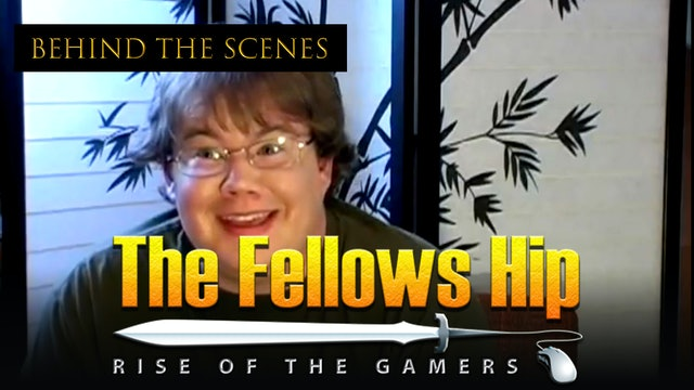 The Fellows Hip: BTS Meet Cast Member Nate