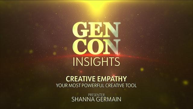 Gen Con Insights: Shanna Germain