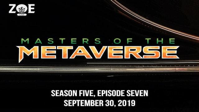 Masters Of The Metaverse S05 E07 | Surfin' Safari