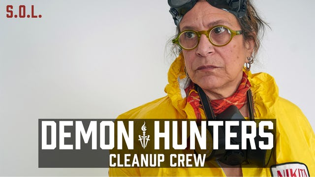 Demon Hunters S.O.L.: Cleanup Crew