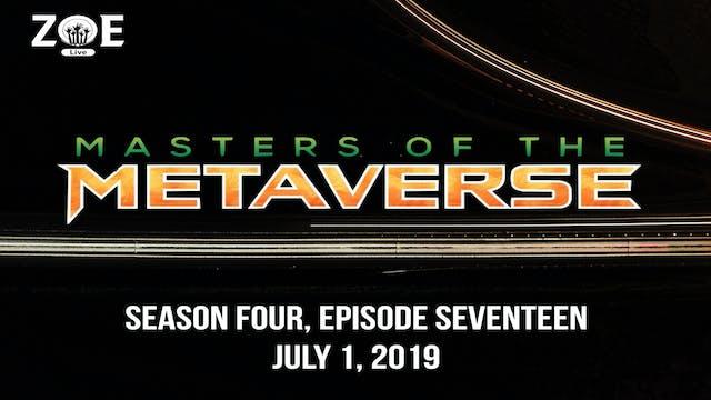 Masters Of The Metaverse S04 E17 | Di...