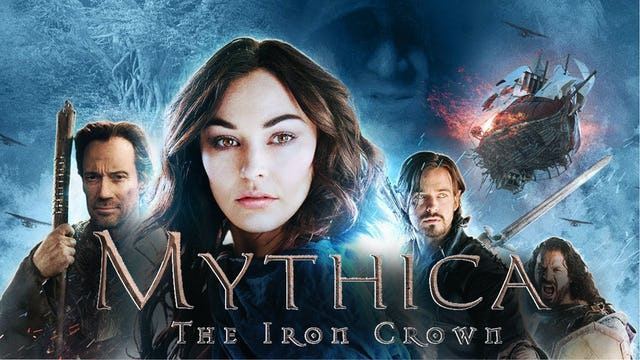 Mythica 4: The Iron Crown