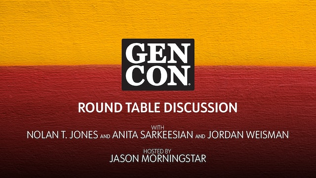 Gen Con 2018 Guest of Honor Roundtable