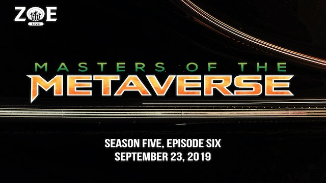 Masters Of The Metaverse S05 E06 | Space Oddity