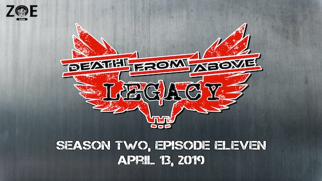 Death From Above: Legacy S02 E11 | Technical Difficulties