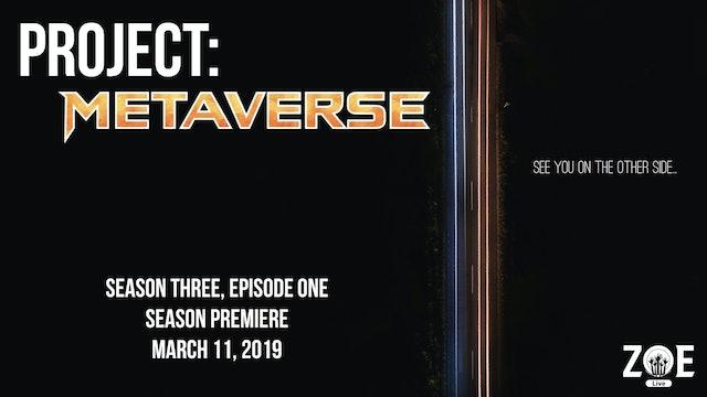 Project: Metaverse S03 E01   Sentinel Noir