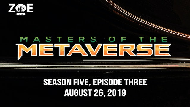 Masters Of The Metaverse S05 E03 | Our Rob Or Ross