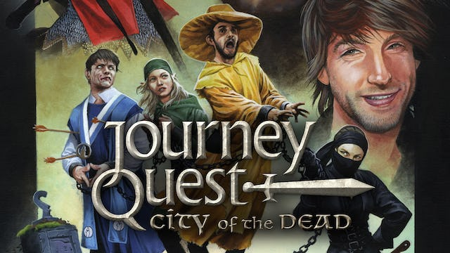JourneyQuest 2: City of the Dead