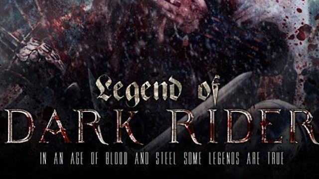Legend of Dark Rider: Behind the Scenes