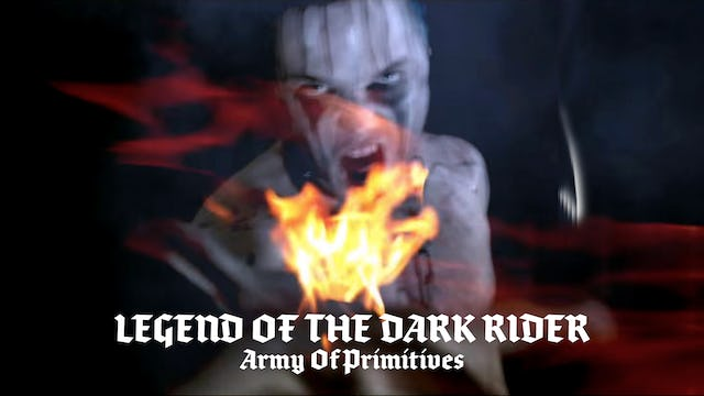 Army of Primitives (Music Video)