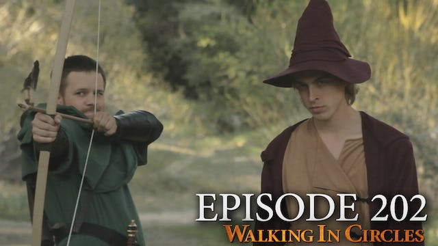 Walking In Circles S2E2: Highwaymen