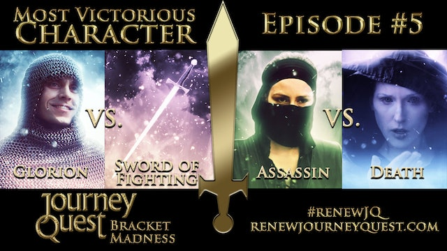 JourneyQuest: Most Victorious Character 05