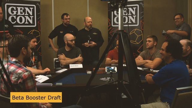 Magic: The Gathering Beta Booster Rochester Draft