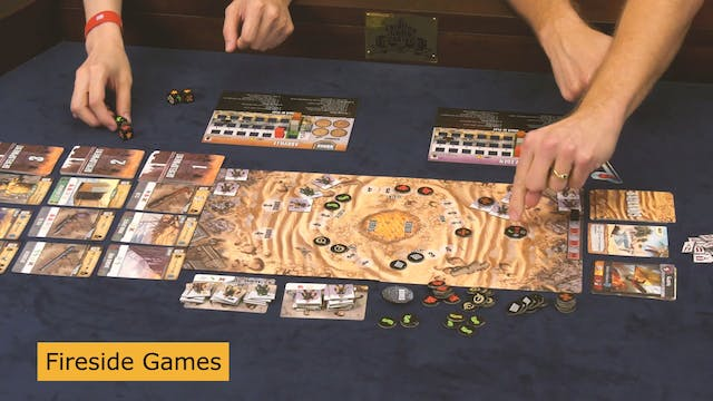 Fireside Games Presents Remnants