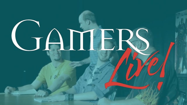 Gamers Live: ECCC (2016)
