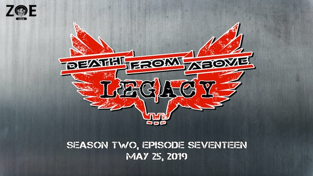 Death From Above: Legacy S02 E17 | Mech Wrestling Special Event!