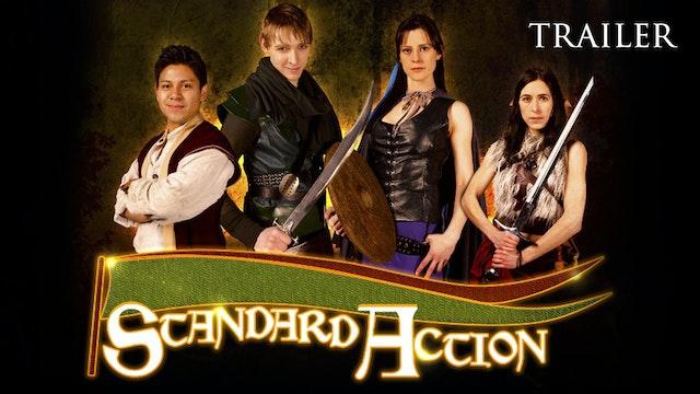 Standard Action Season 1 Trailer