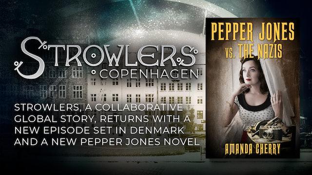Strowlers Copenhagen Campaign