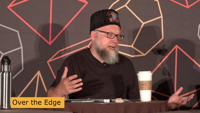 Over the Edge Celebrity Livestream