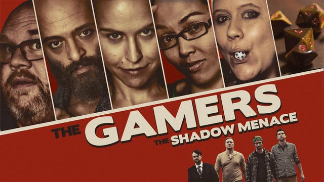 The Gamers: The Shadow Menace