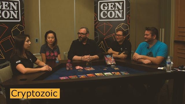 Cryptozoic Presents Battle Wizards