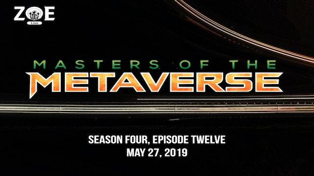 Masters Of The Metaverse S04 E12 | Paint It Black