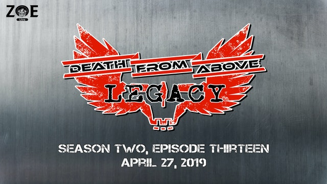 Death From Above: Legacy S02 E13 | Desperately Seeking Sokolov