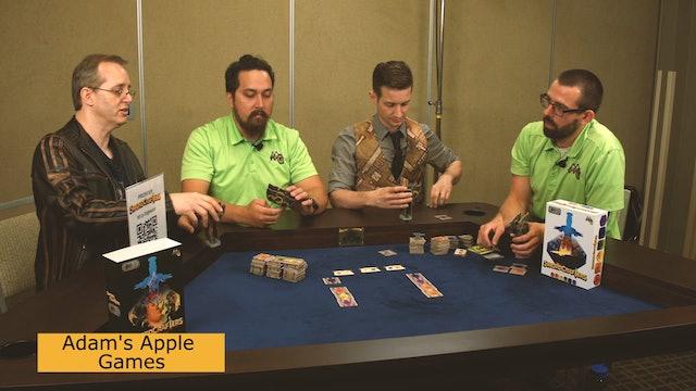 Adam's Apple Games Presents Swordcrafters