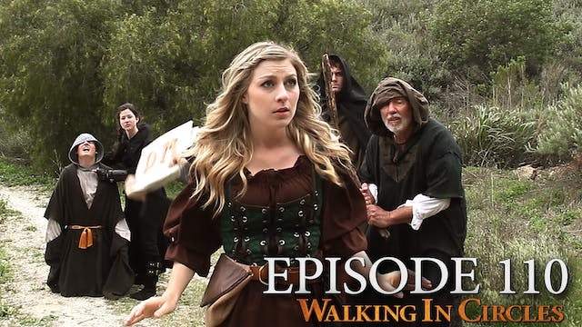 Walking In Circles S1E10: Random Enco...