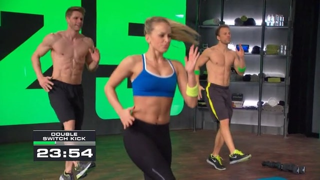 T 25 - The Fitness ZONE