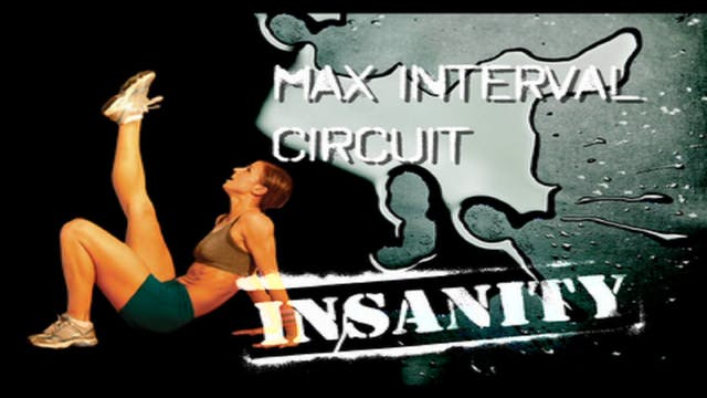 06 - Cardio Abs - INSANITY!!! - The Fitness ZONE