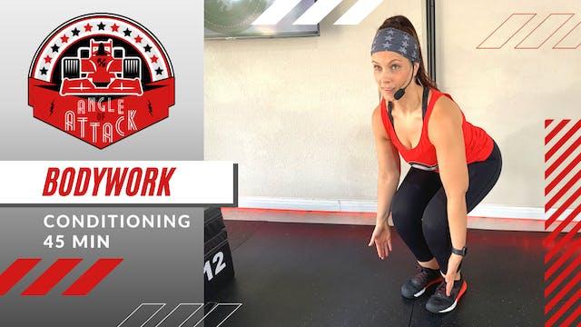 Bodywork Conditioning - 22