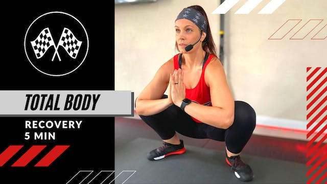 5 min Total Body Recovery - 08