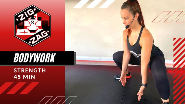 Bodywork Strength - 40