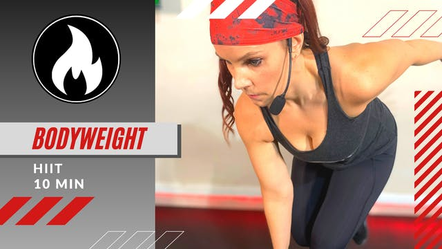 10 min HIIT Bodyweight 07