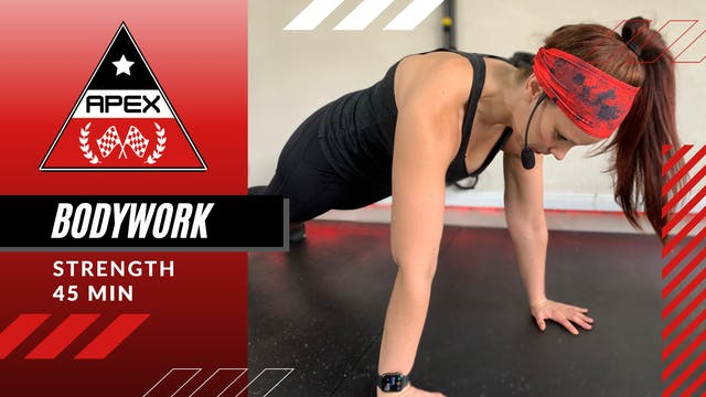 Bodywork Strength - 19