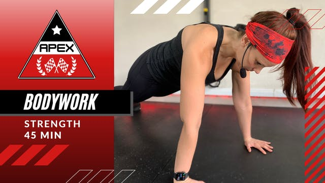 Bodywork Strength - 12