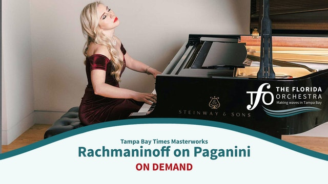 Rachmaninoff's Rhapsody on a Theme of Paganini and Ravel's Mother Goose Ballet