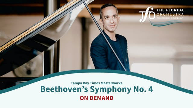 Beethoven's Symphony No. 4 and Ravel'...