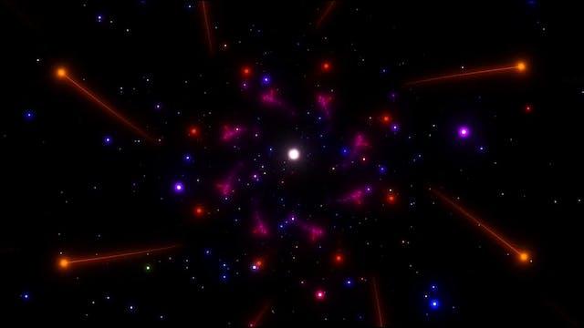 Fractal Galaxy Suite 4