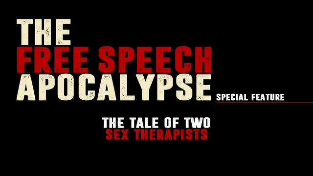 """The Tale of Two Sex Therapists"" - Th..."