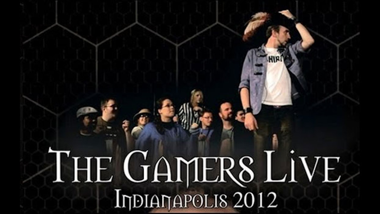 The Gamers Live: 2012