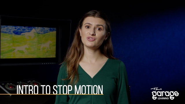 01 StopMotion101 - Introduction